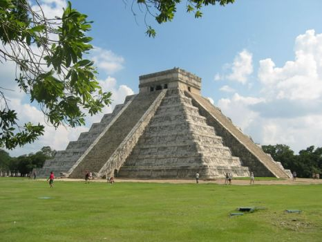 Landmark: Chichen Itza , Tinum, Mexico