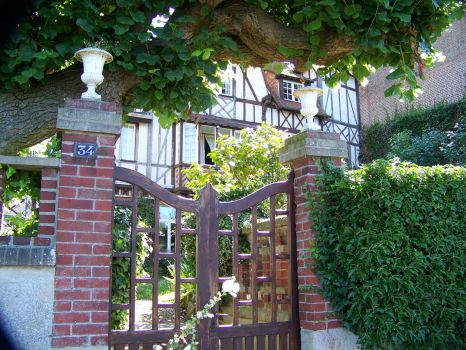 Gate in les Andeles