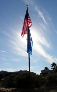 my flagpole