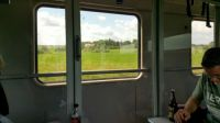 Train to Warnemunde