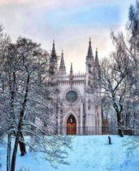 Peterhof Gothic Chapel