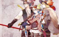 Saber, Lancer, Archer