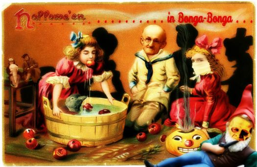 Sweetlittleoldgranny's Hallowe'en Party