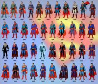 75 Years of Superman by Clarky Boingo