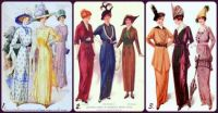 Fashion assortment from 1920