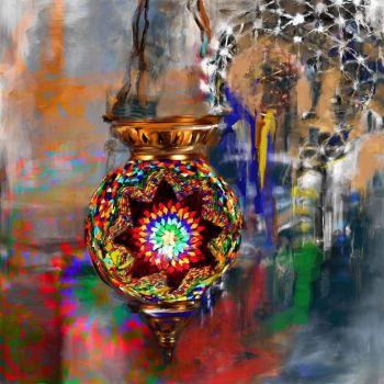 Turkish Glass Mosaic