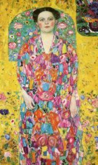Gustav Klimt Portrait of Eugenia Primavesi