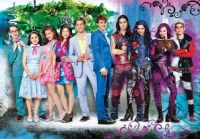 Descendants cast 2015