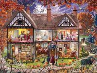 Halloween House and garden