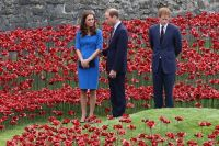 The Royal Visit to the Tower of London