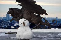 Olaf_Snowman