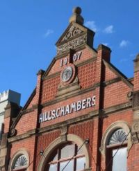 1907 Hill's Chambers