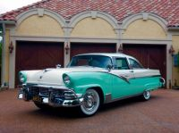 1956 Ford Crown Victoria!  bandit