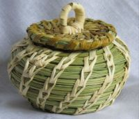 Bear Grass Basket