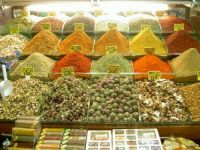 Spice Stall, Istanbul Market