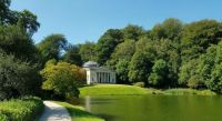 The Temple at Stourhead