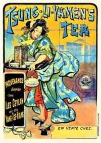 Themes Vintage ads - Tsung-Li-Yamen's Tea
