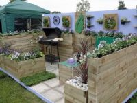 The Thyme to Dine Garden