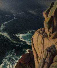 Dame Laura Knight - The Cruel Sea - 1877 to 1970