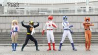 Theme #4: Super Sentai:Battle Fever J