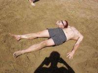 Sand trickery