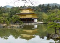 JAPAN – Kyoto – The Temple of the Golden Pavilion