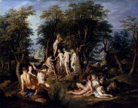 Joachim Wtewael - The Judgement of Paris (1605)