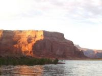 Lake Powell - sundown