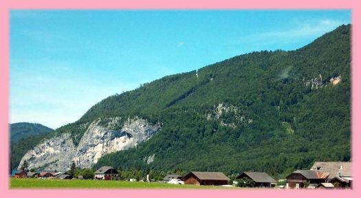 In Austria Theme: Mountains & Valleys