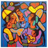 Family - Norval Morrisseau