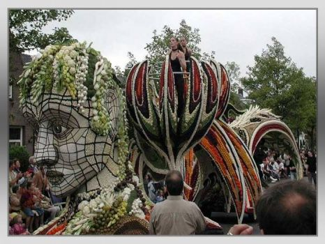 Float of fruits, veg's, nuts, seeds..