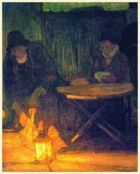 Fisher Folk ~ Henry Ossawa Tanner