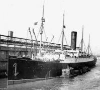 Today in history, 4/15/1912, rescuing survivors of the Titanic