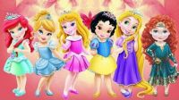 Disney Baby Princesses