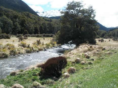 New Zealand-Hope River