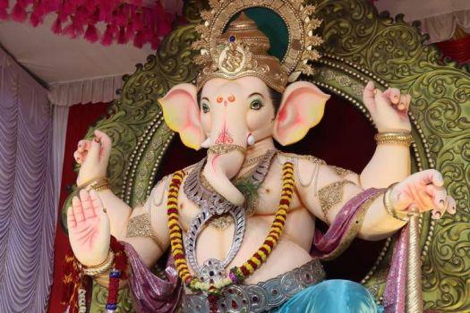 Ganesh Chaturti, Mumbai, India