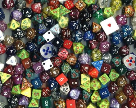 Dice collections 2/3