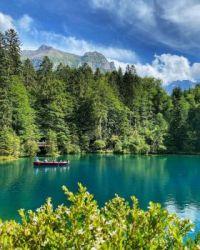 Suisse Lac Bleu