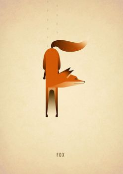 Animal Alphabet - F is for Fox