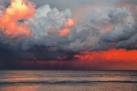 A Sea Storm