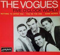 FIVE O'CLOCK WORLD  1965