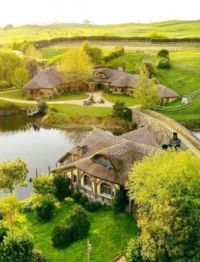 Hobbiton New Zealand.  6043