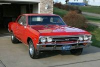 '67 Chevrolet Chevelle Super Sport ( SS 396 )