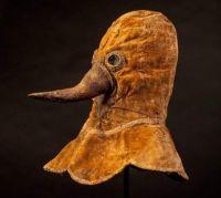 Plague Mask circa 1650-1750