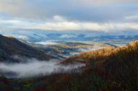 Great Smoky Mountains, North Carolina USA
