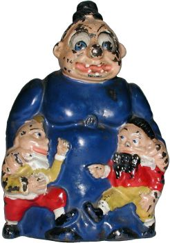 Mamma Katzenjammer Mechanical Bank