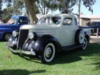 1936 Ford 5 window Coupe ute with spare wheel_02