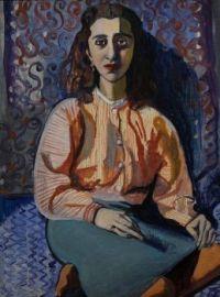Alice Neel - Young Woman