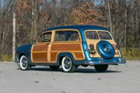 Ford country squire woody 1951