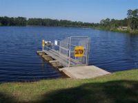 Laura S. Walker State Park Lake, Ware County Georgia